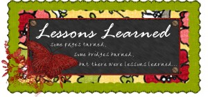 LessonsLearned1